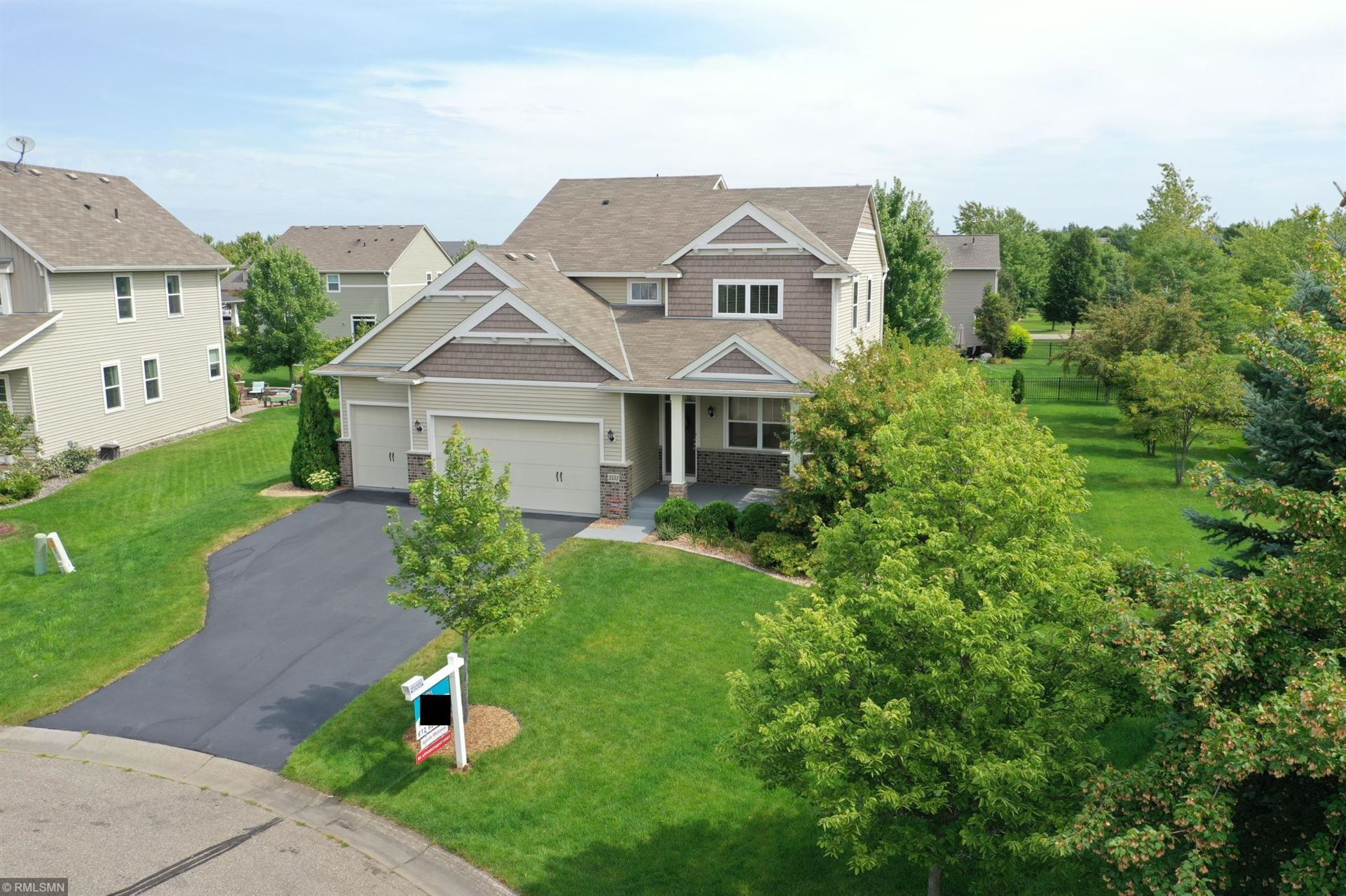 3533 Mulberry Place, Woodbury, MN 55129 - MLS#: 5648332