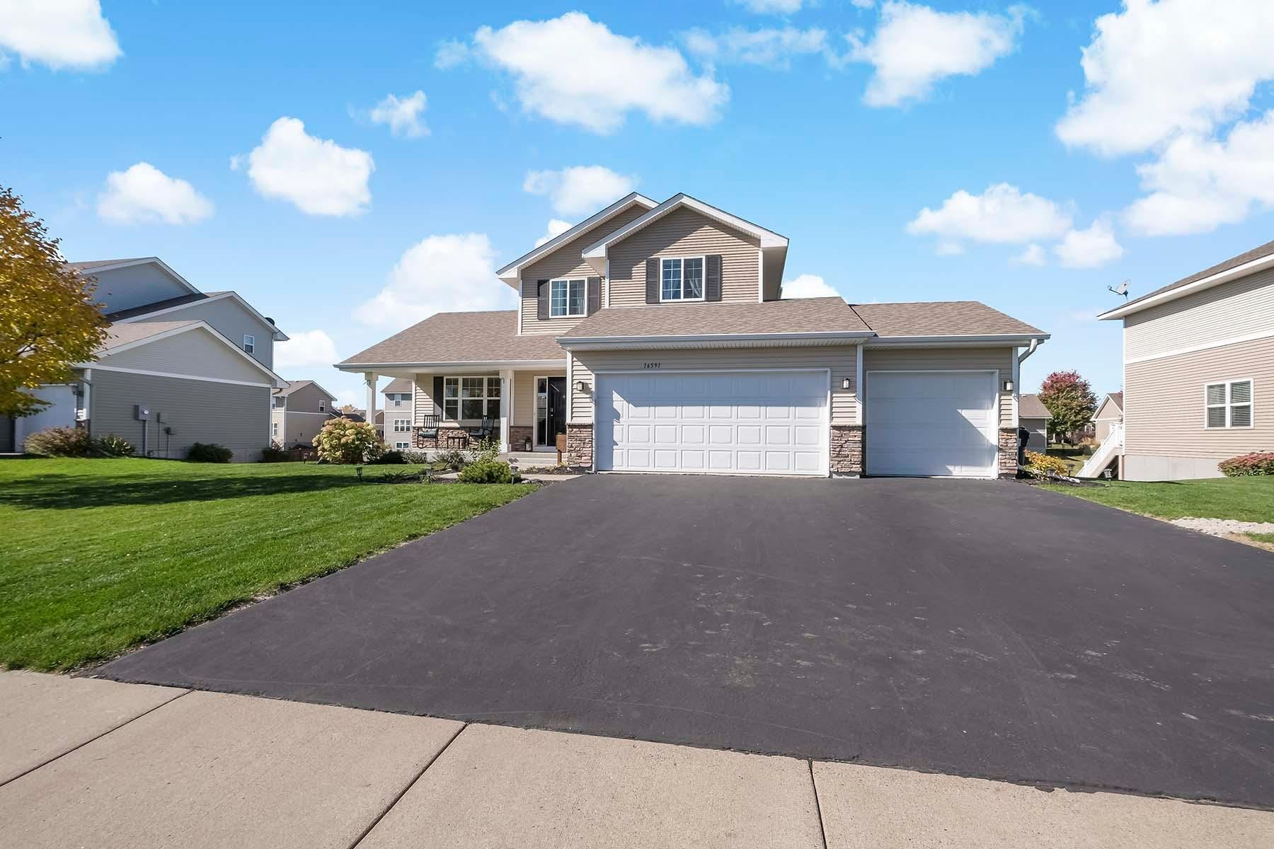 Photo of 16591 Eventide Way, Lakeville, MN 55044 (MLS # 5676342)