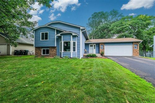 Photo of 12950 Quinn Street NW, Coon Rapids, MN 55448 (MLS # 5637356)