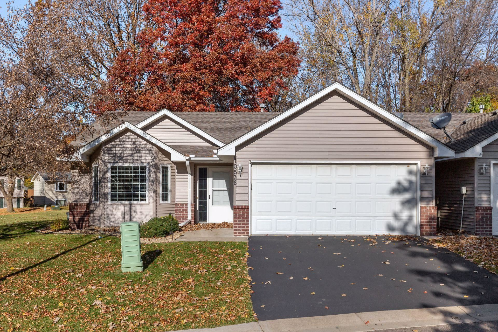 10538 Sycamore Street NW, Coon Rapids, MN 55433 - MLS#: 5675358