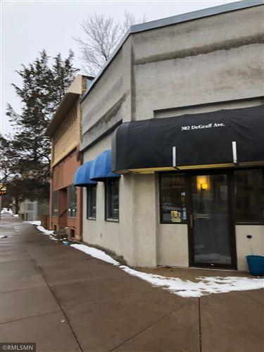 Photo of 302 Degraff Avenue, Swanville, MN 56382 (MLS # 5701361)