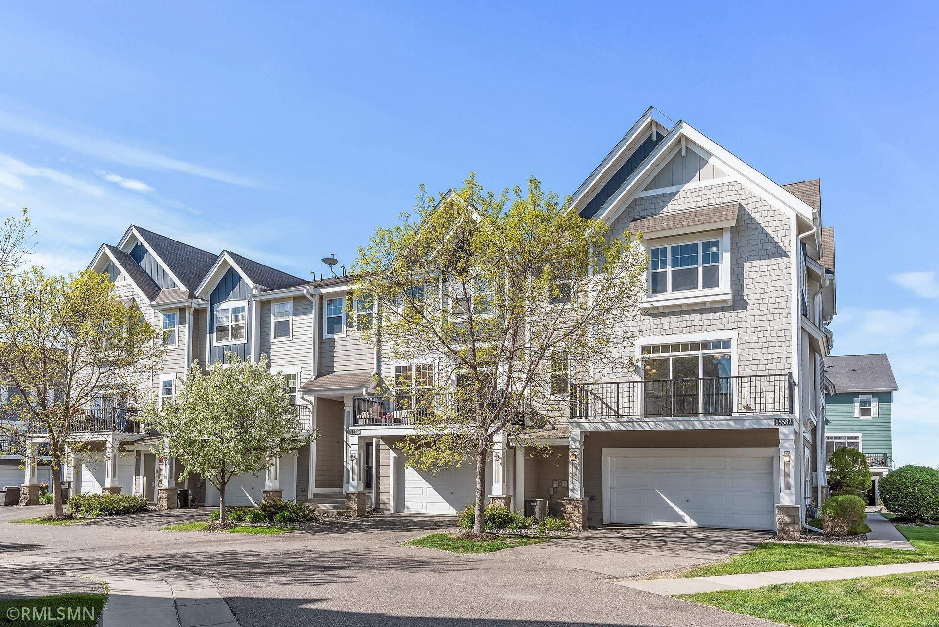 Photo of 15582 Early Bird Circle #1501, Apple Valley, MN 55124 (MLS # 5758364)