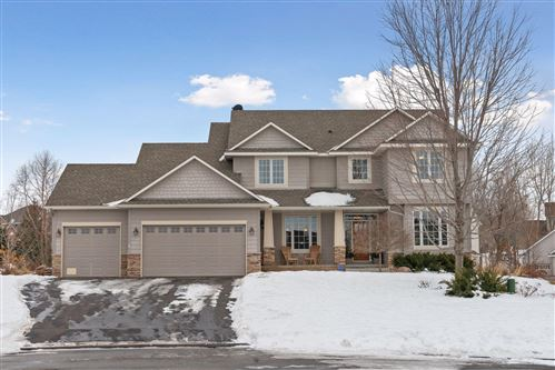 Photo of 965 Woodview Court, Carver, MN 55315 (MLS # 5702367)