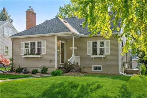 Photo of 5036 Bedford Avenue, Edina, MN 55436 (MLS # 5707367)