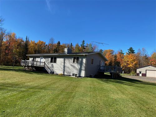 Photo of 74180 Hoover Line Road, Oulu Township, WI 54847 (MLS # 5688374)