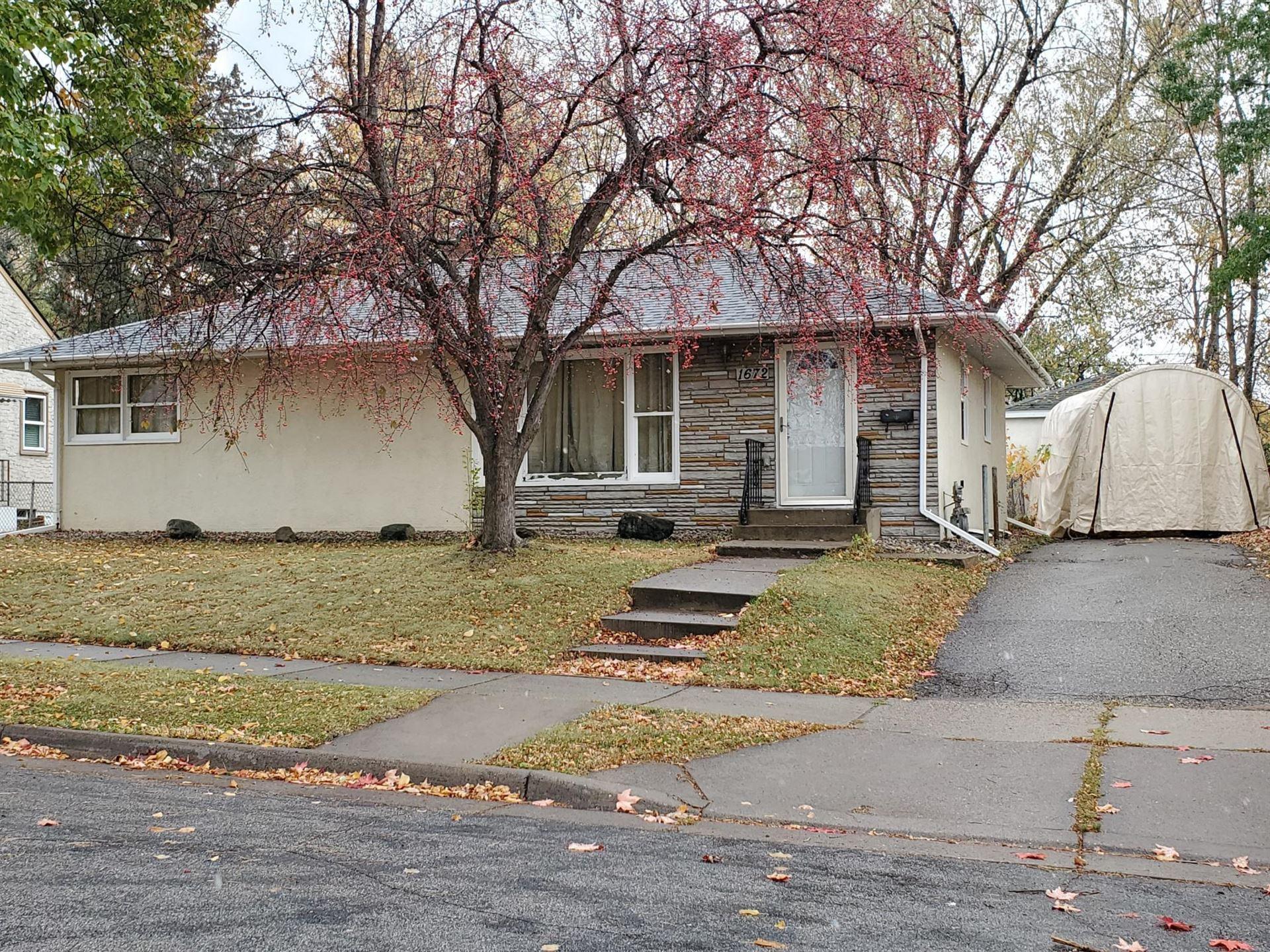 1672 Conway Street, Saint Paul, MN 55106 - #: 5691377