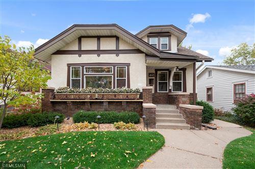 Photo of 4143 Sheridan Avenue N, Minneapolis, MN 55412 (MLS # 5679383)