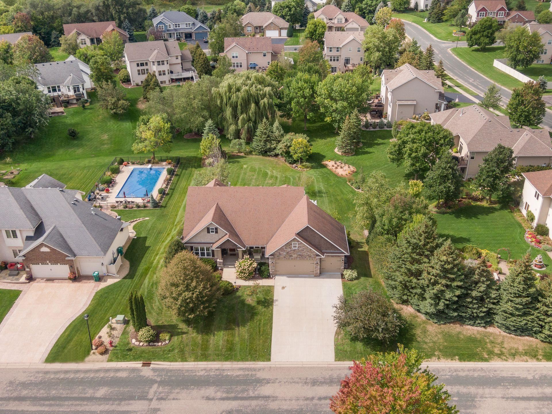 Photo of 16201 Havelock Way, Lakeville, MN 55044 (MLS # 6092383)