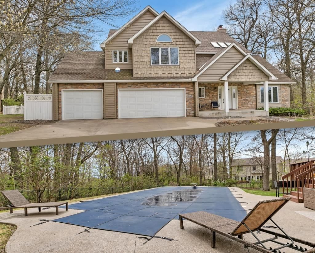 850 Meadowlawn Court, Sartell, MN 56377 - #: 5502388