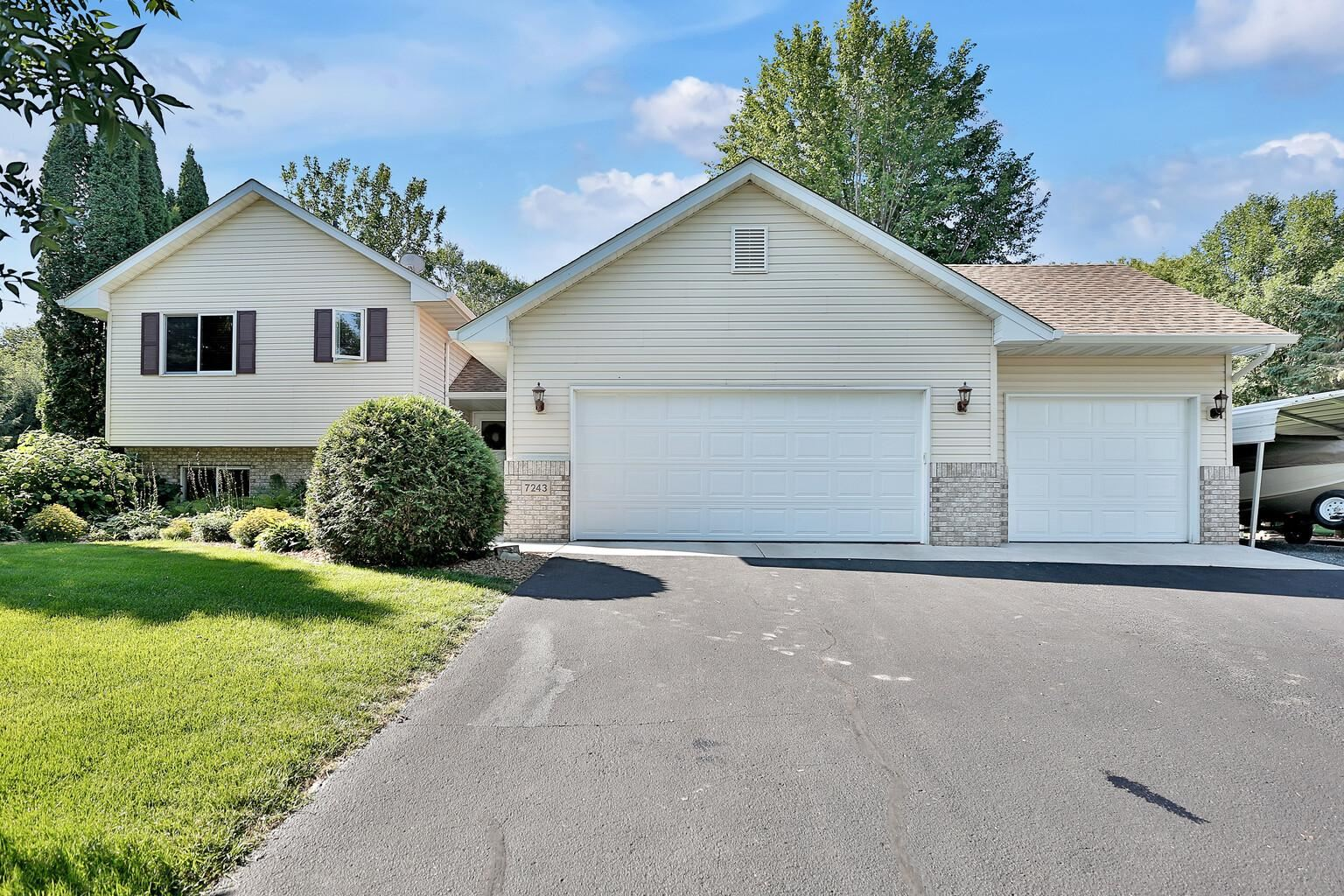 7243 256th Street, Wyoming, MN 55092 - #: 5636394