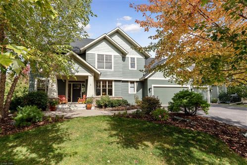 Photo of 11054 Stonemill Farms Curve, Woodbury, MN 55129 (MLS # 5675401)