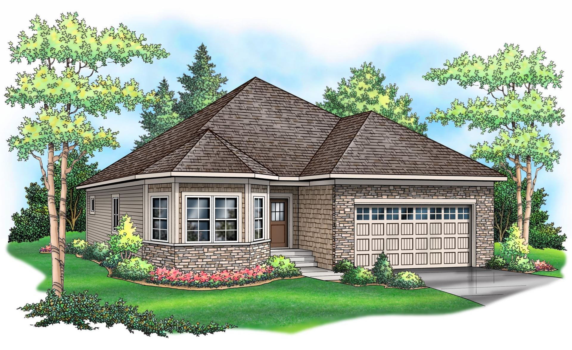 Photo of 17916 Greenwich Way, Lakeville, MN 55044 (MLS # 6105403)