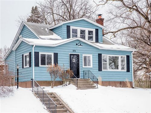 Photo of 870 Lakeview Avenue, Saint Paul, MN 55117 (MLS # 5353415)