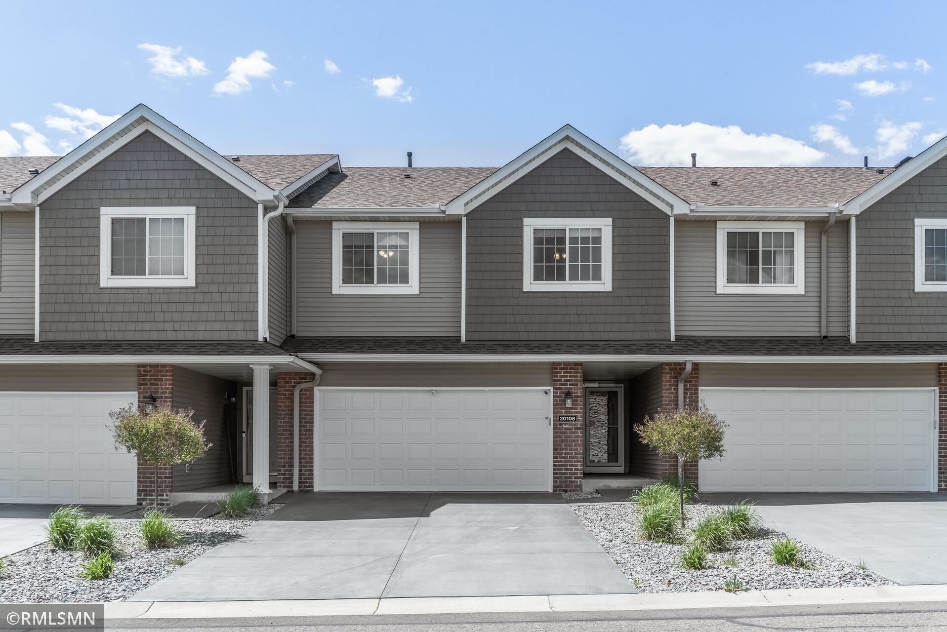 Photo of 20108 Home Fire Way, Lakeville, MN 55044 (MLS # 5741431)
