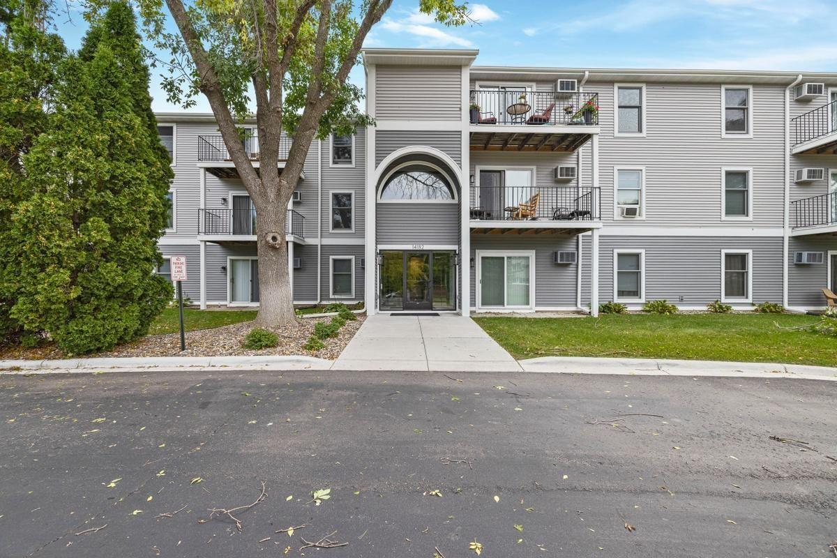 Photo of 14182 Pennock Avenue #204B, Apple Valley, MN 55124 (MLS # 6092437)