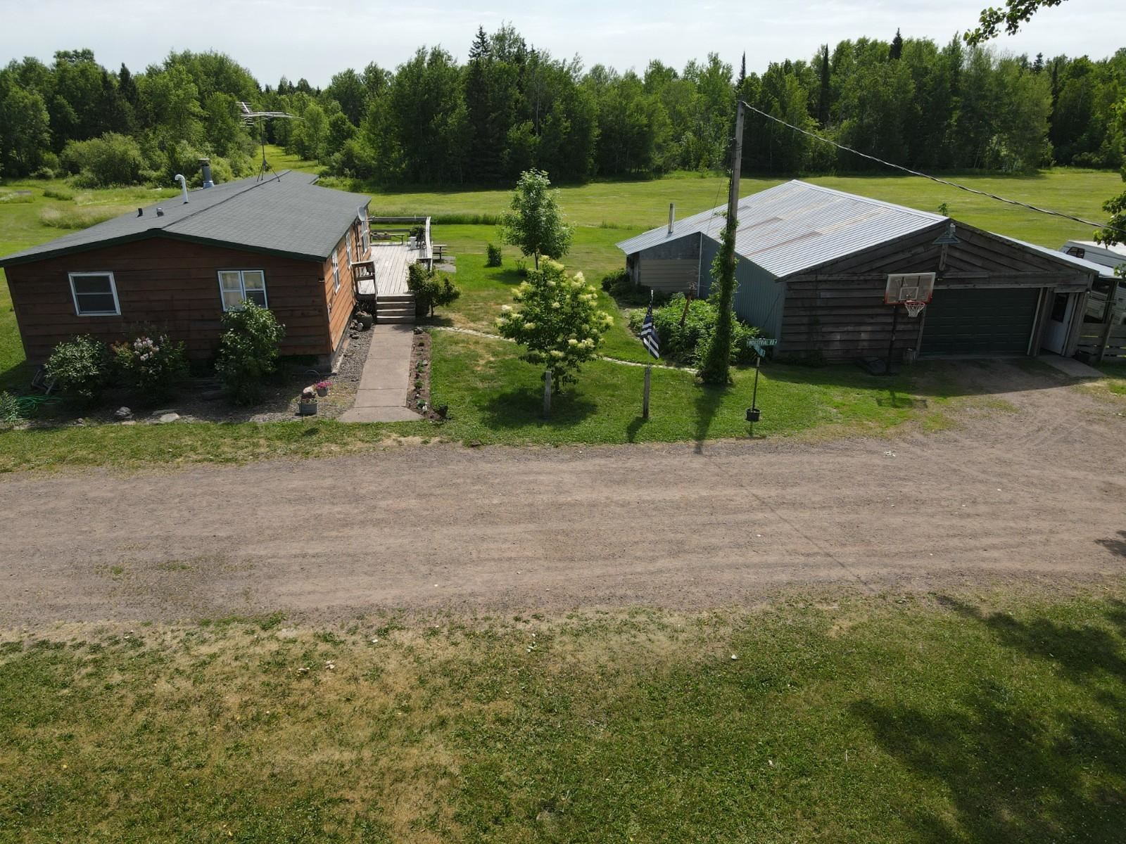 Photo of 4020 North Road, Moose Lake, MN 55767 (MLS # 6073446)
