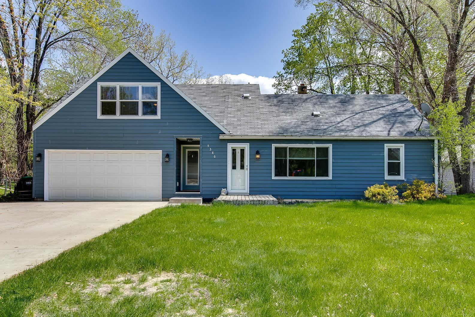 5386 Quincy Street, Mounds View, MN 55112 - MLS#: 5754452