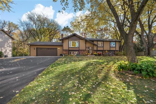 Photo of 13050 Flagstaff Avenue, Apple Valley, MN 55124 (MLS # 5687460)
