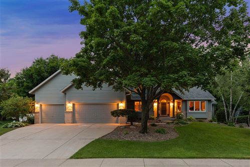 Photo of 17733 Kingsway Path, Lakeville, MN 55044 (MLS # 5607461)