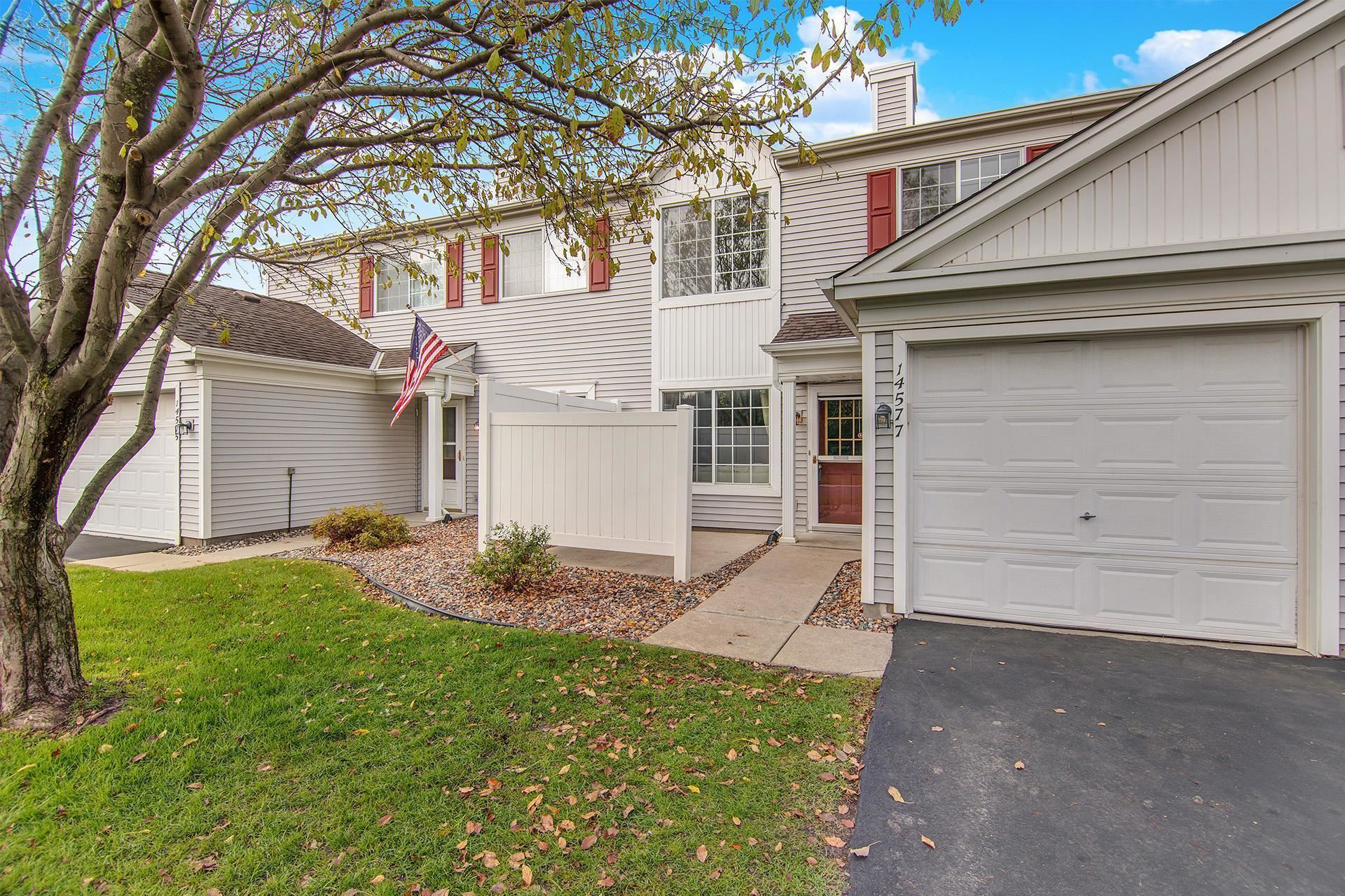 Photo of 14577 Evergreen Trail #51, Apple Valley, MN 55124 (MLS # 6103463)