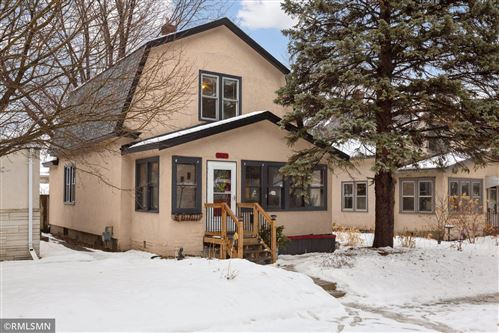 Photo of 2627 Washington Street NE, Minneapolis, MN 55418 (MLS # 5694464)