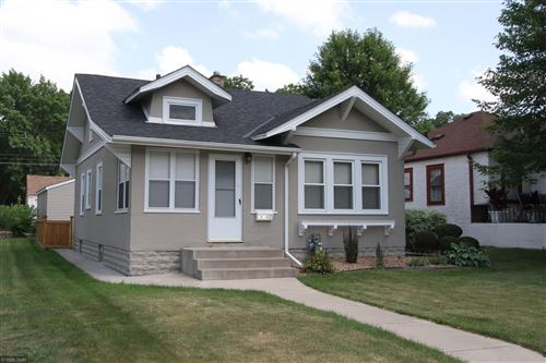 Photo of 3814 Vincent Avenue N, Minneapolis, MN 55412 (MLS # 5621472)