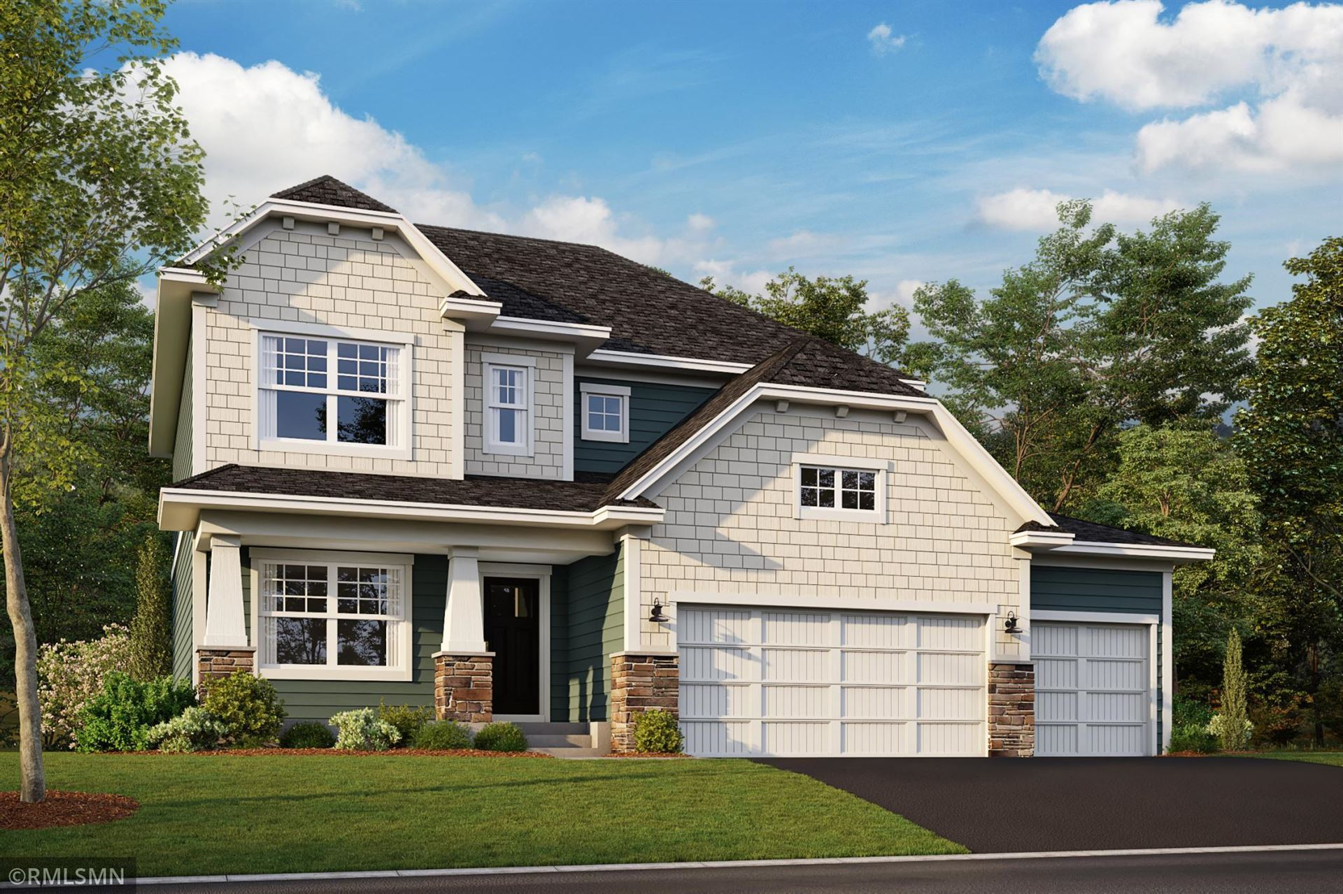 Photo of 1920 Green Ash Drive, Carver, MN 55315 (MLS # 6012483)