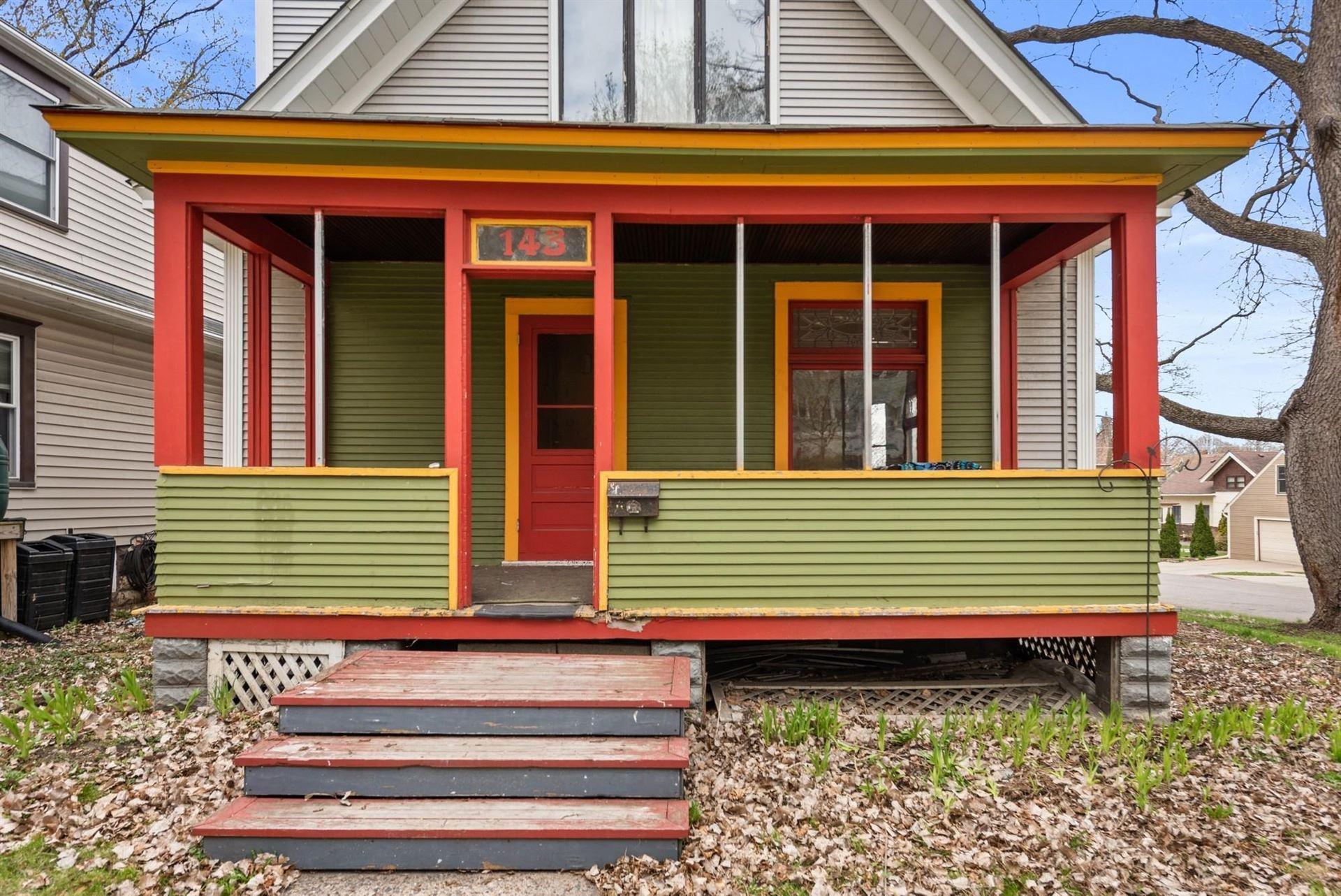 Photo of 143 Bates Avenue, Saint Paul, MN 55106 (MLS # 5737495)