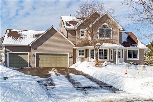 Photo of 3639 Bailey Ridge Court, Woodbury, MN 55125 (MLS # 5487498)