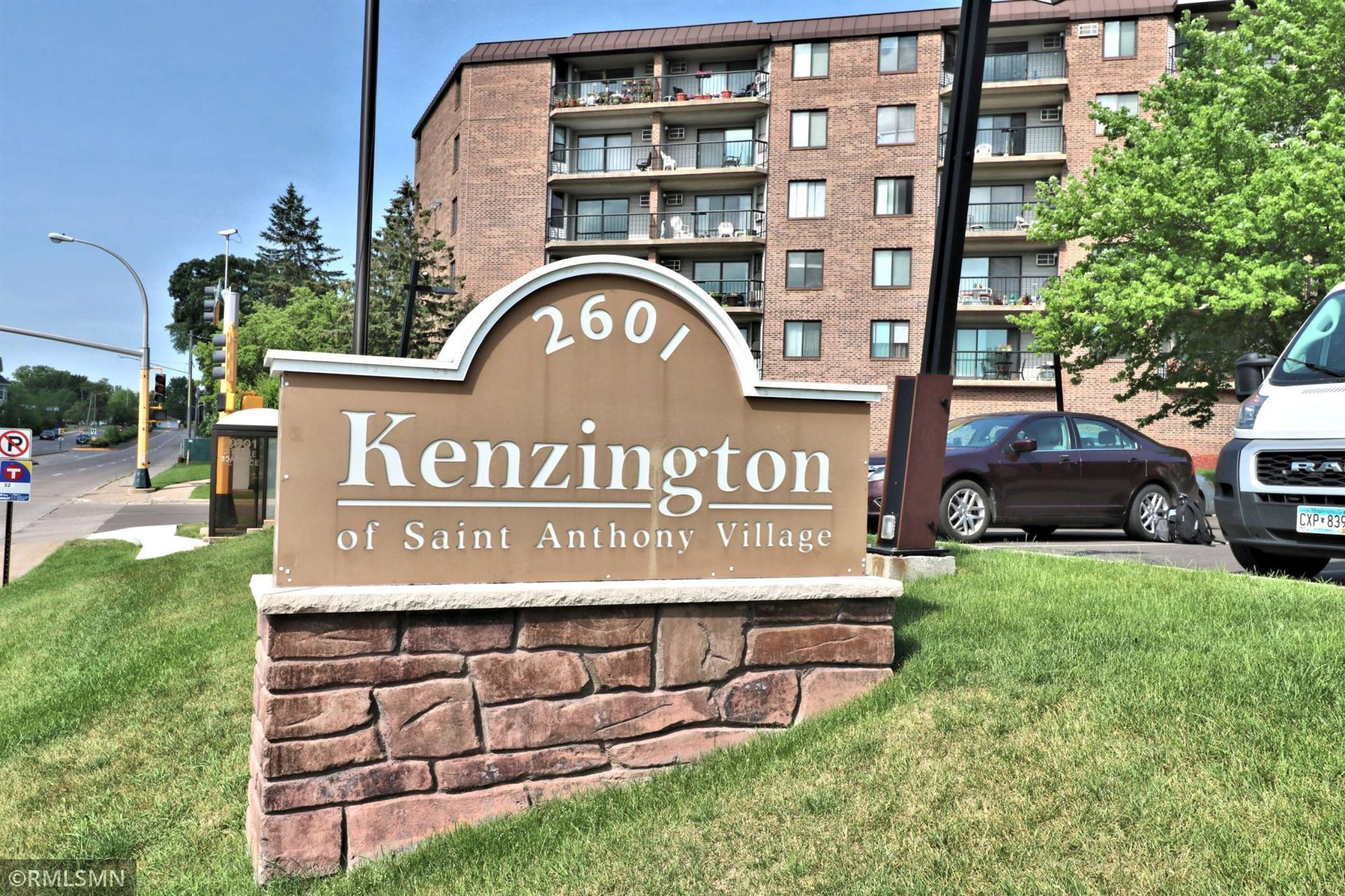 2601 Kenzie Terrace #308, Saint Anthony, MN 55418 - #: 6006505