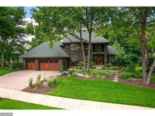 Photo of 8758 Big Woods Lane, Eden Prairie, MN 55347 (MLS # 5613530)