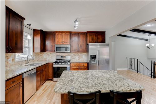 Photo of 11672 Evergreen Street NW, Coon Rapids, MN 55448 (MLS # 5666531)