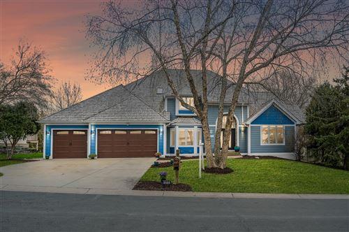 Photo of 6515 Pinnacle Drive, Eden Prairie, MN 55346 (MLS # 6114533)