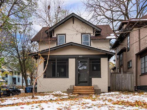 Photo of 4101 Pleasant Avenue, Minneapolis, MN 55409 (MLS # 5680540)