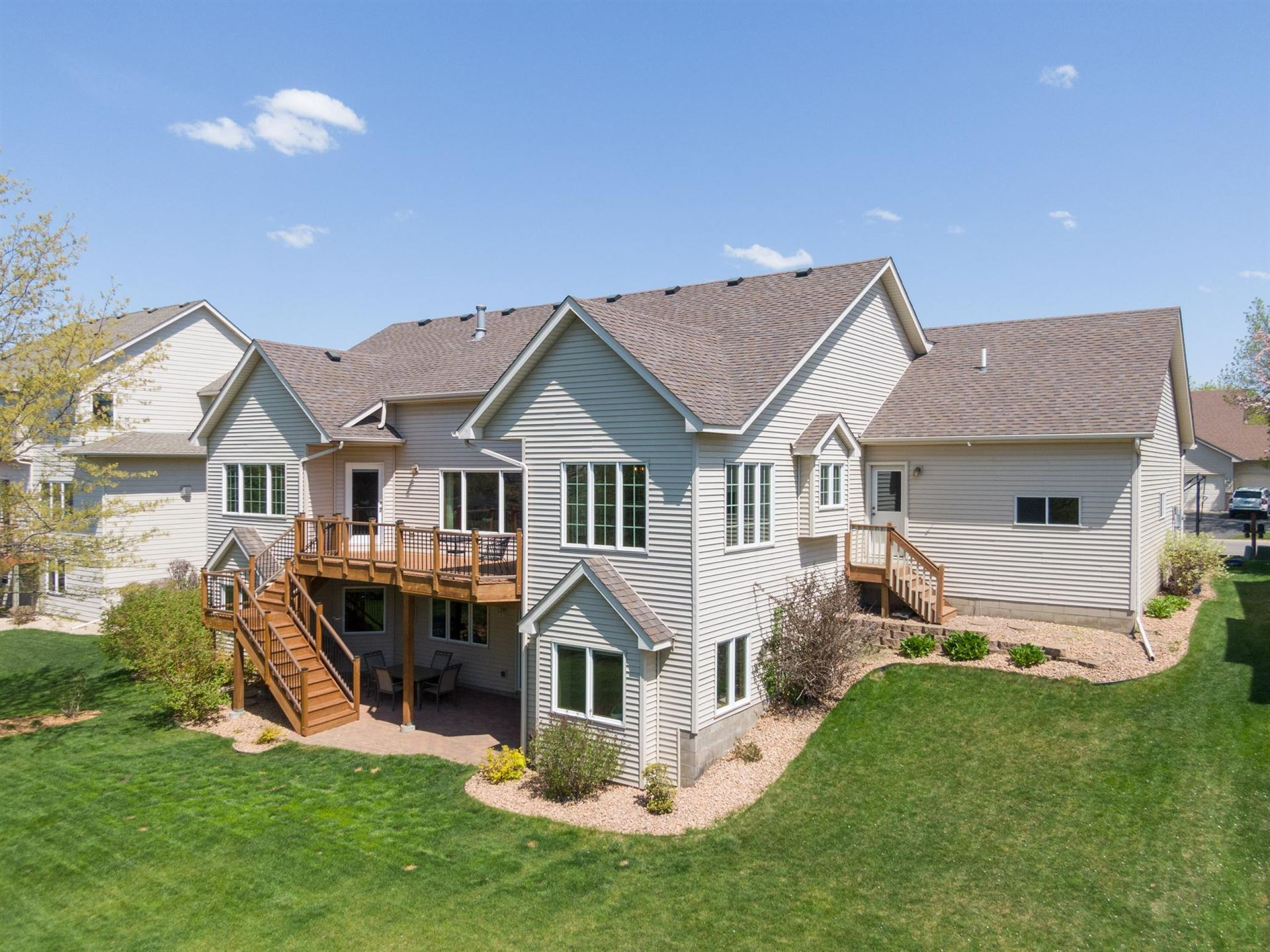 Photo of 14258 Fossil Lane, Apple Valley, MN 55124 (MLS # 5752545)