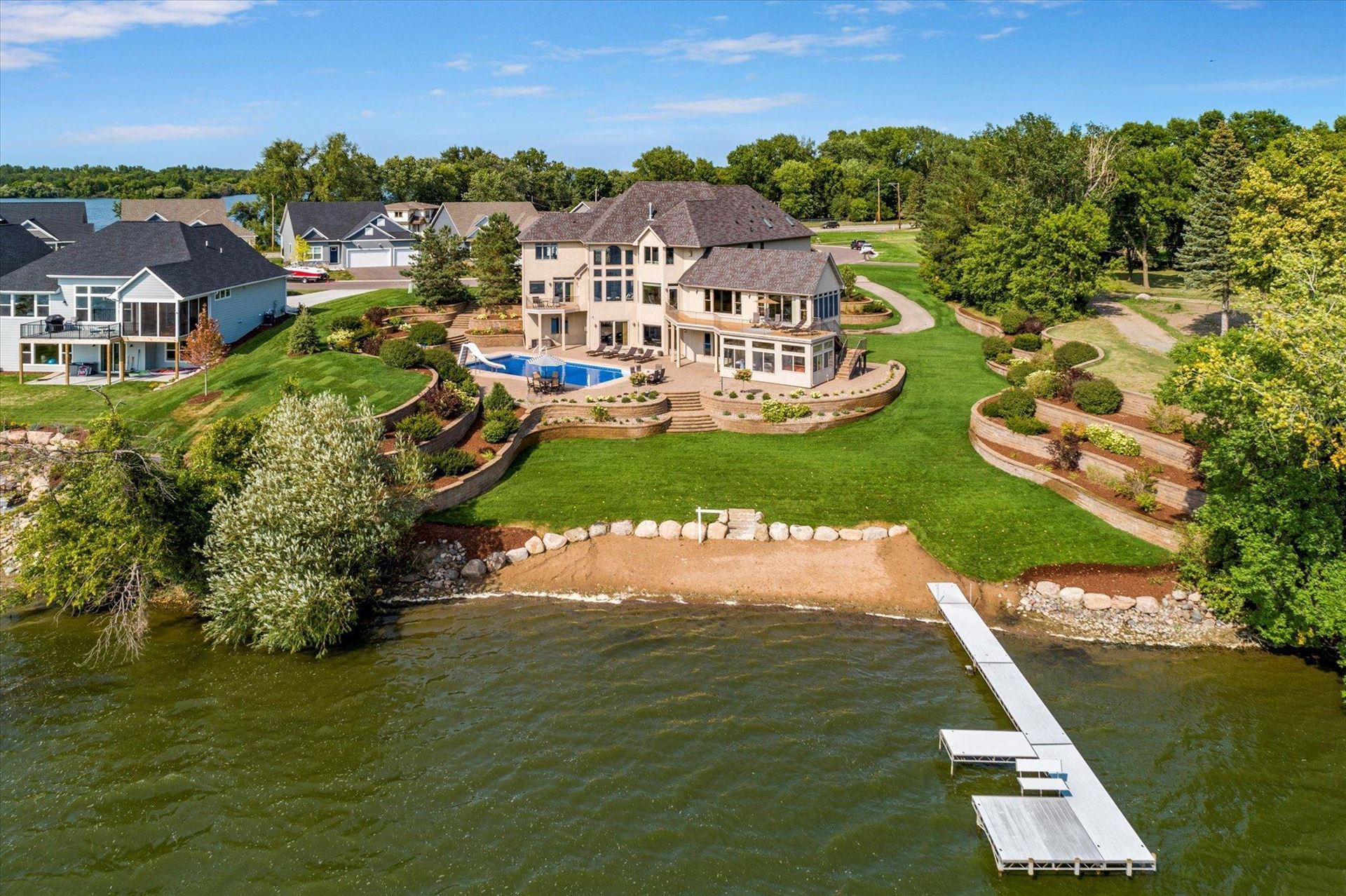Photo of 7214 Lavalle Drive, Centerville, MN 55038 (MLS # 6087548)