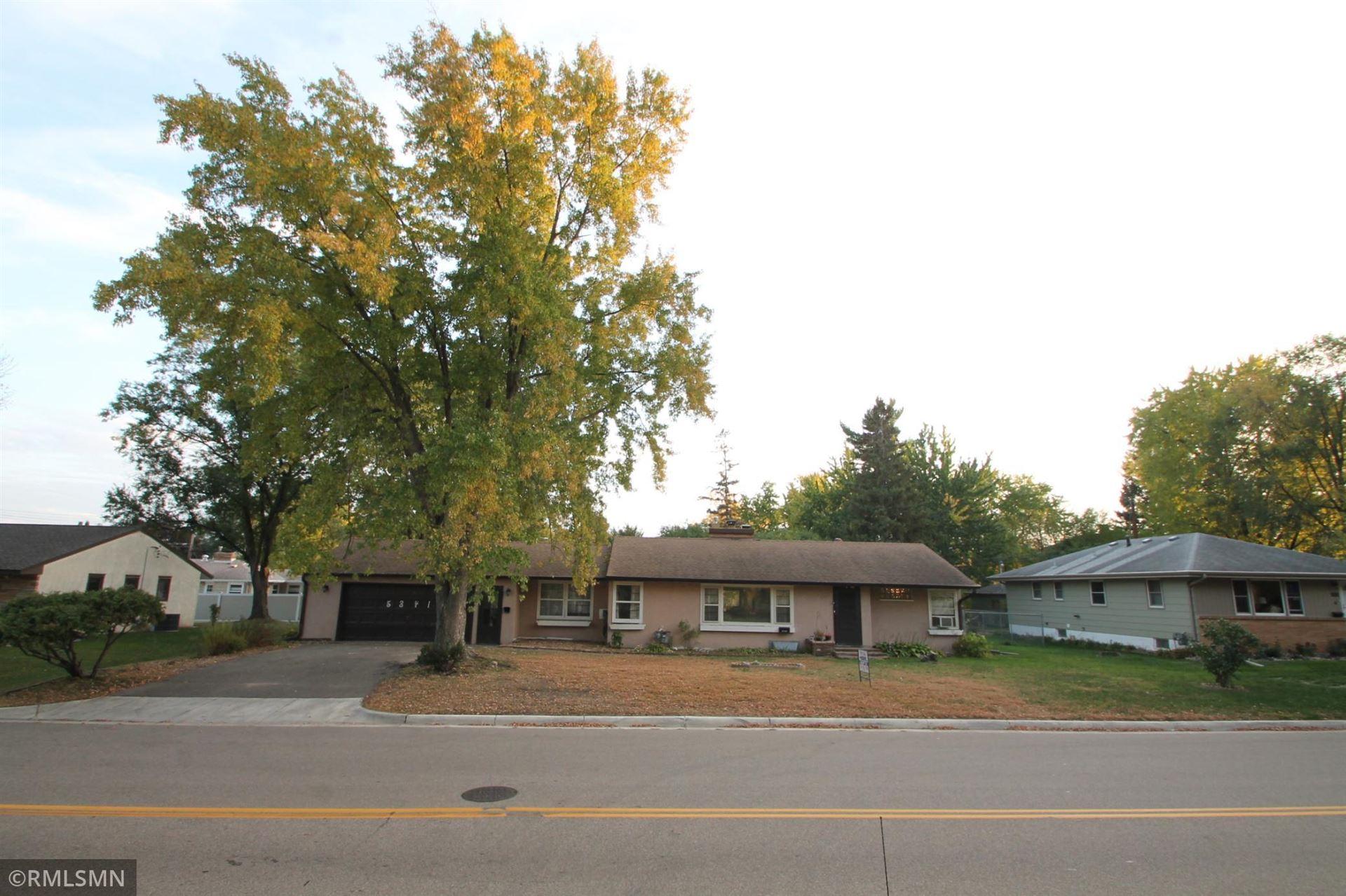 Photo of 5341 47th Avenue N, Robbinsdale, MN 55422 (MLS # 6103548)