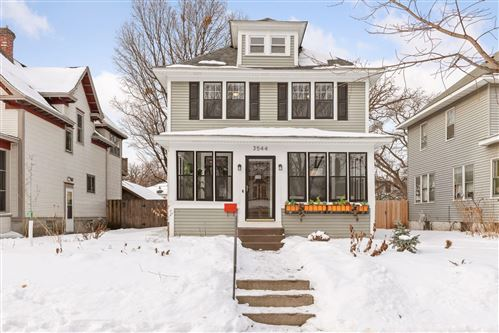 Photo of 3544 Fremont Avenue S, Minneapolis, MN 55408 (MLS # 5679551)
