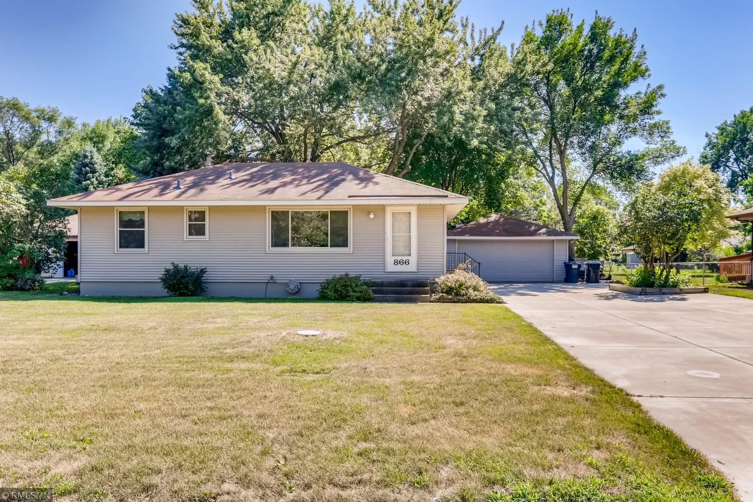 866 111th Avenue NW, Coon Rapids, MN 55448 - MLS#: 5630556