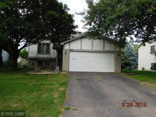 Photo of 645 107th Lane NW, Coon Rapids, MN 55448 (MLS # 5293558)