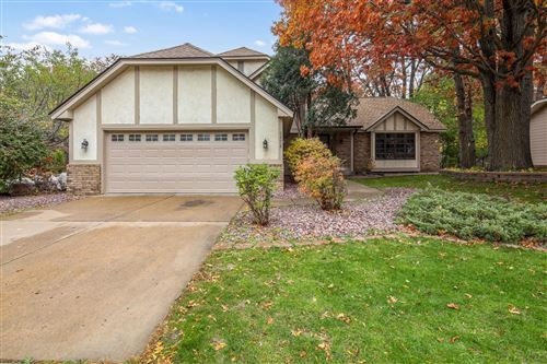 Photo of 5878 Oxford Street N, Shoreview, MN 55126 (MLS # 5675559)
