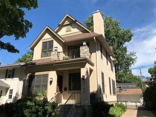 Photo of 4749 Washburn Avenue S, Minneapolis, MN 55410 (MLS # 5639567)