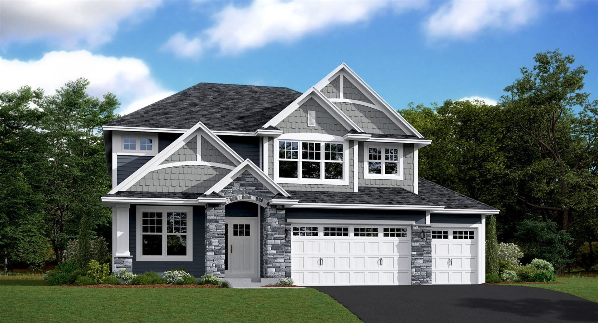 Photo of 18665 Harcourt Path, Lakeville, MN 55044 (MLS # 5758567)