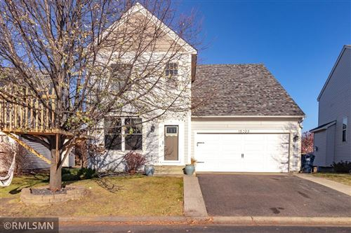 Photo of 15203 Dupont Path, Apple Valley, MN 55124 (MLS # 5682571)