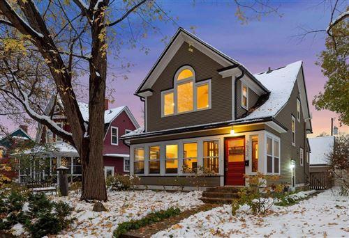 Photo of 3832 Thomas Avenue S, Minneapolis, MN 55410 (MLS # 5685575)