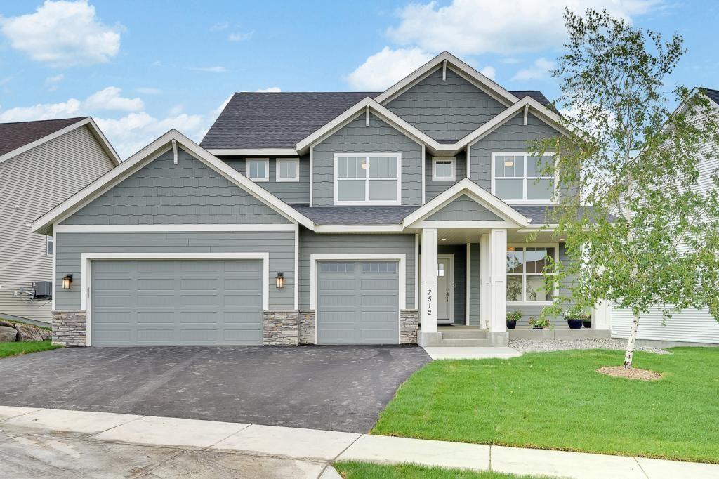 2512 Copper Creek Lane NW, Buffalo, MN 55313 - #: 5275576