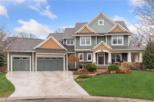 Photo of 11646 Aster Place, Woodbury, MN 55129 (MLS # 5736582)