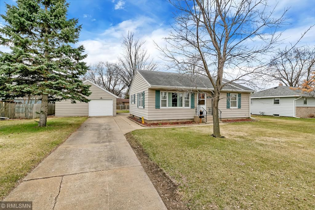 1043 27th Avenue N, Saint Cloud, MN 56303 - #: 5554586
