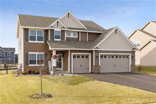 Photo of 6010 Idsen Avenue S, Cottage Grove, MN 55016 (MLS # 5691587)