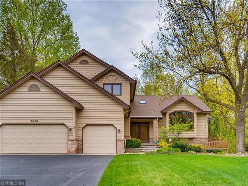Photo of 3640 Woodland Trail, Eagan, MN 55123 (MLS # 5335592)